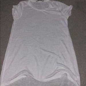 Chloe k sheer T-shirt long